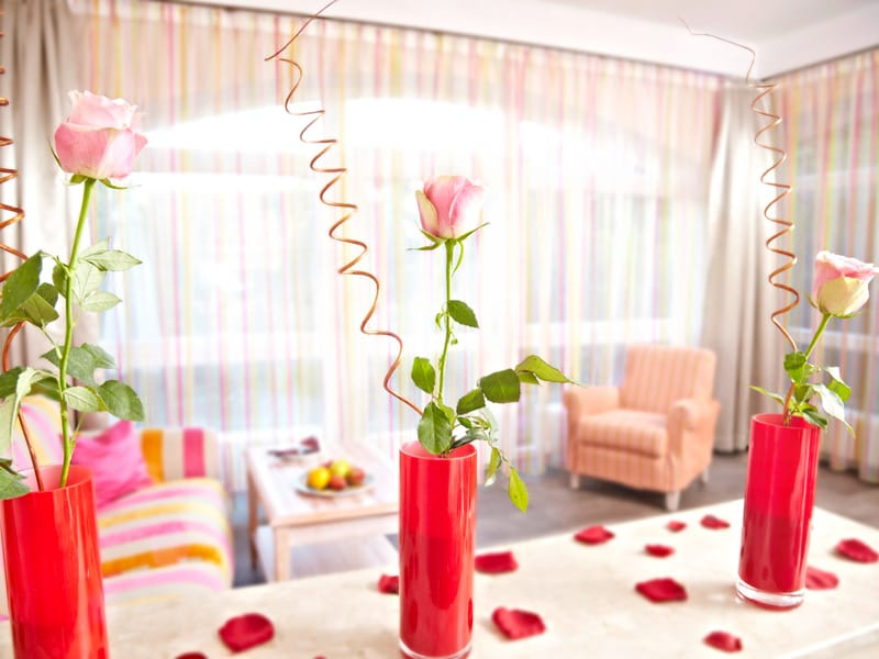 rosen suite - hotelzimmer eutin 2