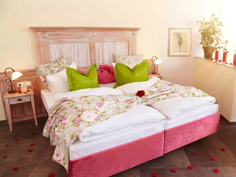rosen suite - hotelzimmer eutin 3
