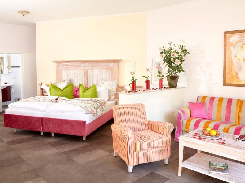 rosen suite - hotelzimmer eutin 6